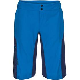 VAUDE Downieville Culotte corto sin tirantes Hombre, radiate blue/cobalt